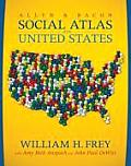 Allyn and Bacon Social Atlas of United States (08 Edition) Cover