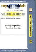 Public Speaking Handbook Student Starter Kit