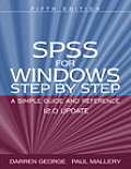 Spss for Windows Step By Step: a Simple Guide and Reference 12.0 Update