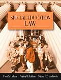 Special Education Law (08 Edition)
