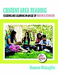 Content Area Reading: Teaching and Learning in an Age of Multiple Literacies (Myeducationlab)