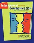Interpersonal Communication: Relating to Others (Mycommunicationlab) Cover