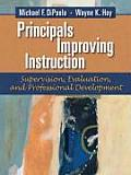 Principals Improving Instruction - Supervision, Evaluation and Professional Development (08 Edition)