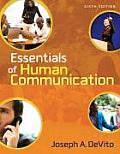 Essentials Of Human Communication 6th Edition
