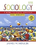 Sociology : Down-to-earth Approach - Core Concepts (2ND 07 - Old Edition)