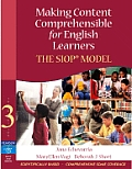 Making Content Comprehensible for English Learners: The SIOP Model with DVD