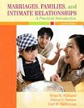 Marriages, Families, and Intimate Relationships (2ND 09 - Old Edition)