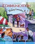 Communication: Makg Connctns& Study Card Pkg