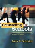 Counseling in Schools: Essential and Comprehensive Programs