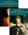 Masters of British Literature, Volume a and B (08 Edition)