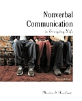 Nonverbal Communication in Everyday Life (2ND 04 - Old Edition)