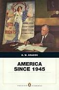 America Since 1945 (Penguin Academics)
