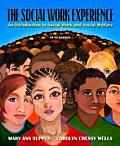 Social Work Experience : an Introduction To Social Work and Social Welfare (5TH 09 - Old Edition)