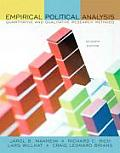 Empirical Political Analysis: Quantitative and Qualitative Research Methods