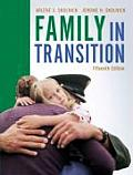 Family in Transition (15TH 09 - Old Edition)