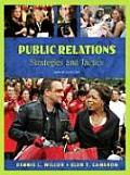 Public Relations : Strategies and Tactics (9TH 09 - Old Edition) Cover
