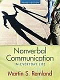 Nonverbal Communication in Everyday Life (3RD 09 Edition)