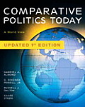 Comparative Politics Today : World View (9TH 10 - Old Edition) Cover
