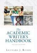 The Academic Writer's Handbook (Mycomplab)