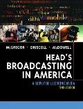 Head's Broadcasting in America: a Survey of Electronic Media (10TH 10 Edition) Cover