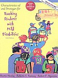 Characteristics of and Strategies for Teaching Students With Mild Disabilities (6TH 09 Edition)