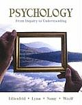 Psychology From Inquiry to Understanding 1st Edition