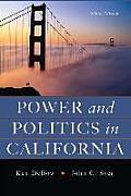 Power and Politics in California