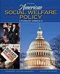 American Social Welfare Policy (Myhelpingkit) Cover