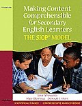 Making Content Comprehensible for Secondary English Learners The Siop Model