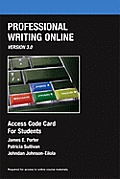 Professional Writing Online Version 3.0