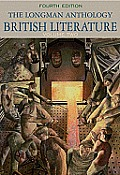 The Longman Anthology of British Literature, Volume II (Damrosch) Cover