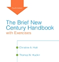 Brief New Century Handbook With Exercises - With Access (4TH 08 Edition) Cover