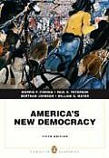 America's New Democracy (Penguin Academics)