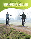 Interpersonal Messages Communication & Relationship Skills