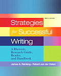 Strategies for Successful Writing 9th edition