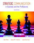 Strategic Communication in Business and the Professions (7TH 11 Edition) Cover