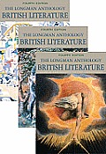 The Longman Anthology of British Literature, Volumes 2a, 2b, and 2c (Damrosch) Cover
