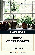 Fifty Great Essays 4th Edition Penguin Academic Series