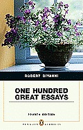 One Hundred Great Essays (Penguin Academics) Cover