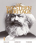 Western Heritage: Teaching and Learning Classroom Edition, Combined Brief Edition (6TH 10 Edition)