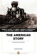 American Story (Combined Volume) (4TH 11 - Old Edition) Cover
