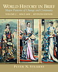 World History in Brief, Volume Two: Since 1450 (7TH 10 - Old Edition)