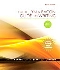 Allyn & Bacon Guide to Writing
