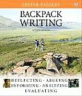 Backpack Writing (2ND 10 - Old Edition)