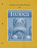 Student Activities Manual for Golosa: A Basic Course in Russian, Book One