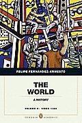 World : Brief History, Volume 2 (2ND 11 Edition)