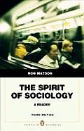 Spirit of Sociology