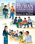 Human Communication: The Basic Course (Mycommunicationlab) Cover