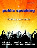 Public Speaking (9TH 12 Edition) Cover