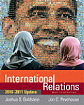 International Relations, Brief 10-11 Updated (5TH 11 - Old Edition)